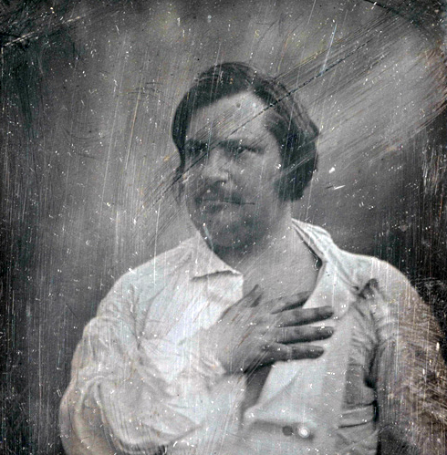 Photo de Honoré de Balzac